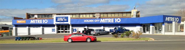 Golden City Mitre 10